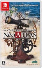 Neo Atlas 1469 (English) – Nintendo Switch