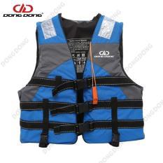 Áo phao bơi cứu hộ DD25, phao bơi, áo phao tập bơi cho các môn thể thao dưới nước – DONGDONG