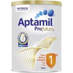 Sữa Aptamil Úc số 1 Profutura 900g (trẻ từ 0-6 tháng)