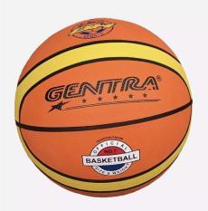 Quả bóng rổ số 5 Gentra (Cam) cao cấp+ Tặng kim bơm bóng