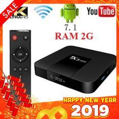Androi Tivi box Tx3 mini Ram 2GB 4k- Androi 7.1.2 model 2018