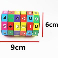 khối RuBic toán học bảng tính