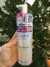 Tẩy Da Chết Cure Natural Aqua Gel Mẫu Mới