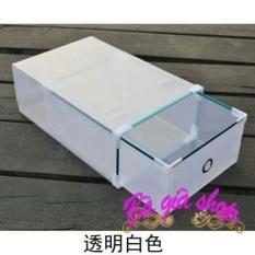 Combo 5 hộp giày hộc kéo khung sắt