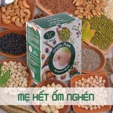 BỘT Ngũ cốc Mẹ Bầu Grainmum Việt Khuê Hộp 500g