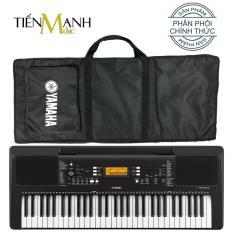 Đàn Organ Yamaha PSR-E363 – Hãng phân phối chính thức (Keyboard PSR E363 – Hàng chính hãng, Có tem chống hàng giả bộ CA – Bộ Đàn, Bao, Nguồn)