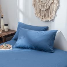 Bộ ga giường Cotton Tici LIDACO ga gối cotton tici bo chun có đủ mọi kích cỡ nệm
