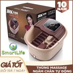 Thùng ngâm châm tự động massage trị liệu đa năng – Máy ngâm chân massage thư giãn có hồng ngoại – Bồn ngâm chân massage giữ nước nóng.Mã PĐ