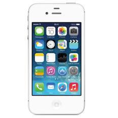 Điện thoại giá rẻ Apple IPHONE 4S – 8GB – Tặng cáp sạc – Bảo hành 1 tháng – Thế Giới Táo Khuyết
