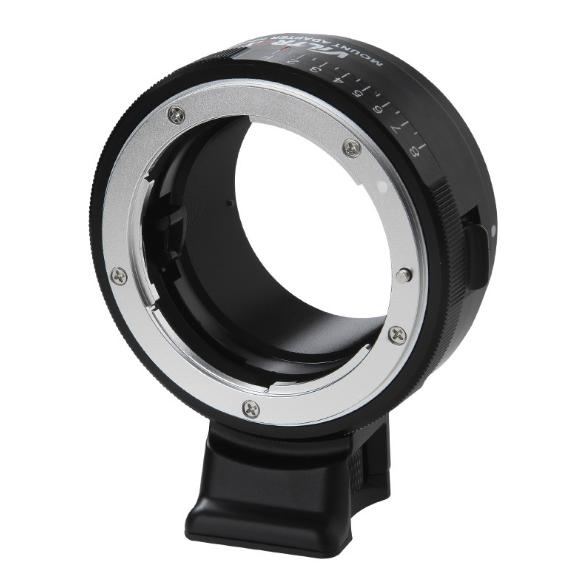 Ngàm chuyển đổi ống kính Nikon NF/NEX cho máy ảnh Sony ngàm E