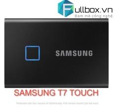 Ổ CỨNG DI ĐỘNG SSD PORTABLE SAMSUNG T7 TOUCH 500GB – USB 3.2 GEN 2