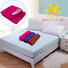 Ga giường chống thấm cho bé drap chống nước cao cấp tiện dụng loại lớn 1.8x2m Giá rẻ khuyến mãi cực lớn giảm 50% TOP sản phẩm HOT bán chạy 2020