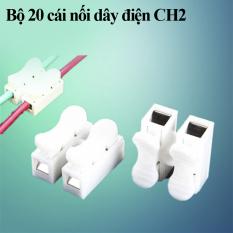 Combo 20 Đầu nối dây điện CH2