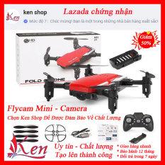 [CÓ VIDEO THỰC TẾ] flycam giá rẻ mini có camera Máy bay camera 4k flycam mini giá rẻ điều khiển từ xa quay phim, chụp ảnh, chống rung quang học kết nối wifi có tay cầm điều khiển