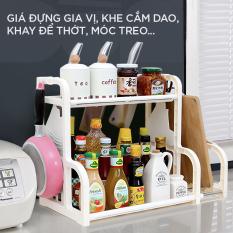 [Nhựa Tashuan] Kệ bếp thông minh – Đài Loan