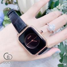Đồng hồ Nữ GUOU KOSI Dây Mềm Mại đeo rất êm tay – Kiểu Dáng Apple Watch 40mm – Đồng hồ nữ giá rẻ, Đồng hồ nữ thể thao, Đồng hồ nữ hàn quốc, Đồng hồ nữ chống nước, Đồng hồ nữ thời trang, Đồng hồ nữ kính sapphire