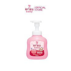 Sữa tắm trẻ em Arau Baby dạng bình 450ml