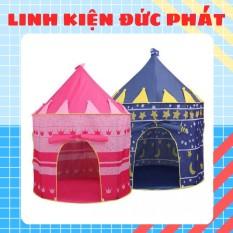 Lều công chúa cho bé gái, hoàng tử cho bé yêu – lều chơi nhà chòi cổ tích không kèm bóng