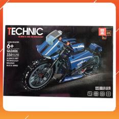 Đồ Chơi Noel – Bộ Lắp Ráp Mô Hình Xe Máy Ql0406 – Đồ Chơi Trẻ Em Toy Mart