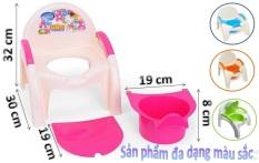 [M] Ghế Bô Đi Vệ Sinh Cho Bé Hàng Việt Nhật – kích thước ghế: 30cm x 30cm x 32cm – kích thước bô: 19cm x 19cm x 8 cm- màu sắc: xanh dương, cam, xanh lá (tùy theo lô hàng nhập)- chất liệu: nhựa abs + pvc- dùng cho các bé từ 1 đến 3 tuổi