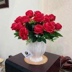 Bình hoa hồng
