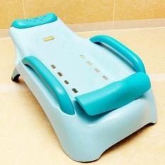 Ghế tắm gội đầu bằng nhựa cao cấp cho bé, dễ điều chỉnh kích thước theo chiều cao