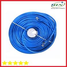 Cáp UTP CAT 6 AD-link 50 mét high speed màu xanh AD-6050H PURE COPER