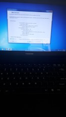 Laptop toshiba L510