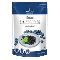 [ Sản Phẩm Mỹ] Quả Việt Quất 150g – Blue berries – Trái cây sấy Rostaa
