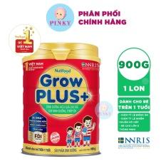 Sữa bột Nutifood GrowPlus+ Dành cho trẻ trên 1 Tuổi – Hộp 900gr (Đỏ)