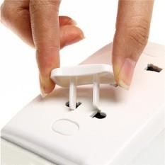Combo 10 nút bịt ổ điện an toàn cho bé