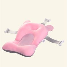 Đệm mềm chống trượt hỗ trợ cho bồn tắm em bé sơ sinh 0-6 tháng