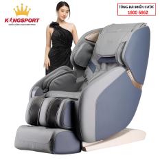 Ghế Massage Toàn Thân Cao Cấp KINGSPORT G70 – tự động mát xa đa năng, nhiệt hồng ngoại