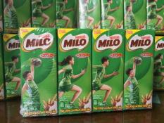Combo Lốc 4 Hộp Sữa Milo 180ml