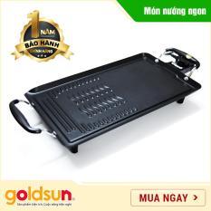 Bếp nướng điện Goldsun GR-GYC 1400 – Công suất 1400W – Kích thước mặt nướng lớn – Hàng chính hãng