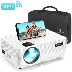 [ VOUCHER 200K ] – Máy chiếu mini HD VANKYO Leisure 470