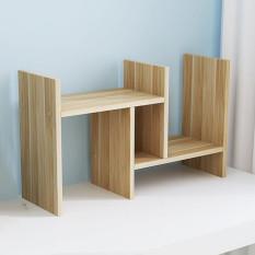 Kệ sách gỗ mini để bàn ( Màu Ngẫu Nhiên )