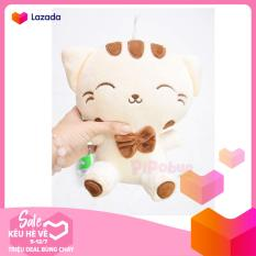 Gấu bông Pipobun Mèo Meng Meng size nhỏ S 30cm – HappyLive Shop