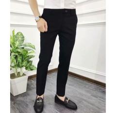 ❤️ quần dài nam ❤️ quần dài nam vải lụa trơn cao cấp chống nhăn chống xù – SIZE từ 40-75 kg