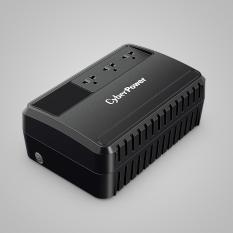 Bộ chống sốc điện / Bộ lưu điện UPS CyberPower BU600E – 600VA/360W – Mẫu mới