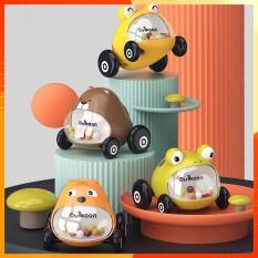 Ô tô đồ chơi, combo 2 xe đồ chơi ô tô cho bé hình thú thương hiệu Dumoon cao cấp