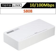 Switch TOTOLINK S808 8-Port 10/100Mbps