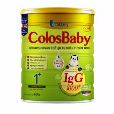 Sữa bột COLOSBABY GOLD 1+ 800G