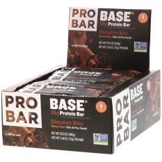 Whey Protein Bar : PRO BAR 850g ( 12 thanh ) nhập khẩu USA – 20g Protein/thanh