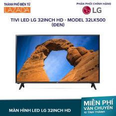 Tivi LED LG 32inch HD – Model 32LK500 (Đen)
