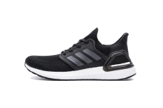 Giày chạy bộ adidas Ultra Boost 20 Core Black