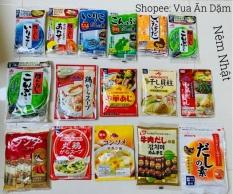 Hạt Nêm đủ vị của Nhật