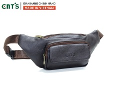 Túi bao tử CNT unisex TĐX 55 đeo được 2 kiểu năng động