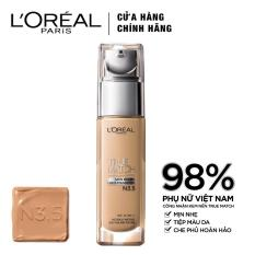 Kem nền mịn da dạng lỏng L'Oreal Paris True match Liquid Foundation 30ml