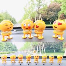 Combo 3 con Thú Emoji Lò Xò nhún cảm xúc – Thú nhún dễ thương